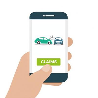 high risk automobile insurance make a claim
